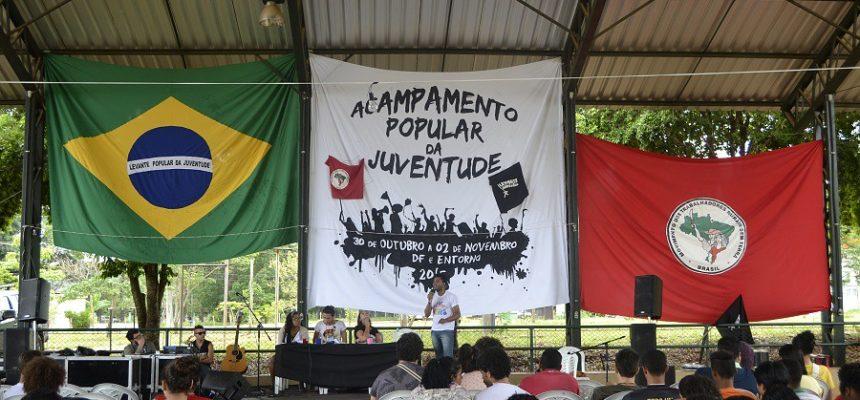 Juventude debate violações de direitos e afirma a unidade para a construção de outra sociedade