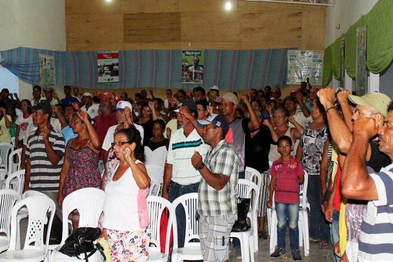 Trabalhadores apontam os desafios da agroecologia na Bahia