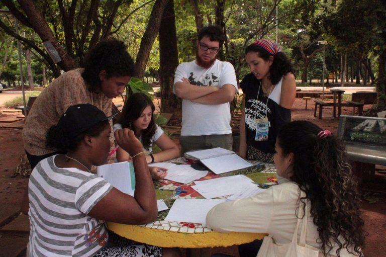 Acampamento aponta desafios para a juventude do DF no próximo período