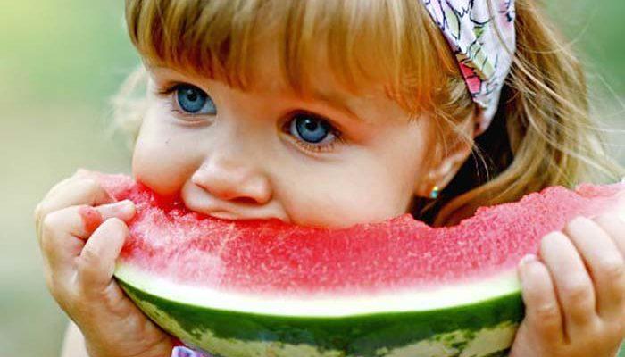 Agrotóxicos em crianças