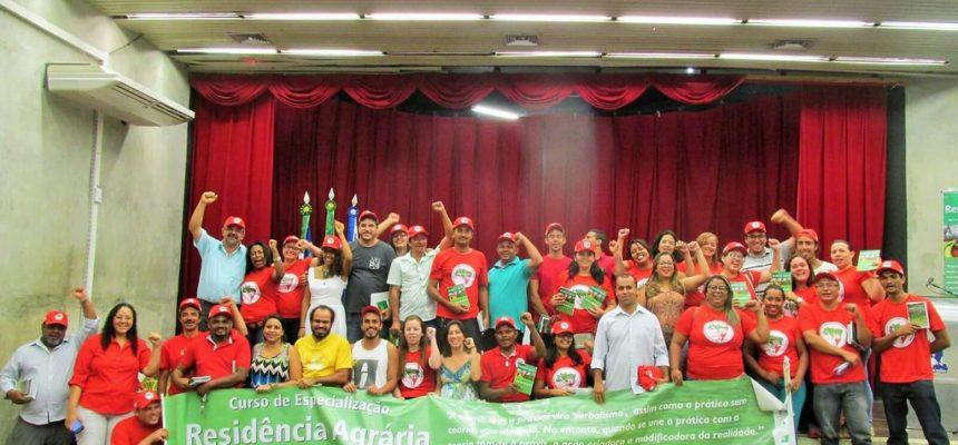 Em Sergipe, seminário promove troca de saberes e marca encerramento do Residência Agrária