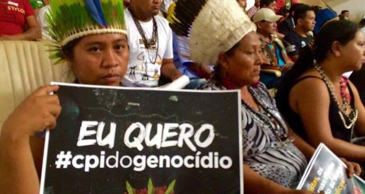 Em maioria, ruralistas tensionam CPI da Funai