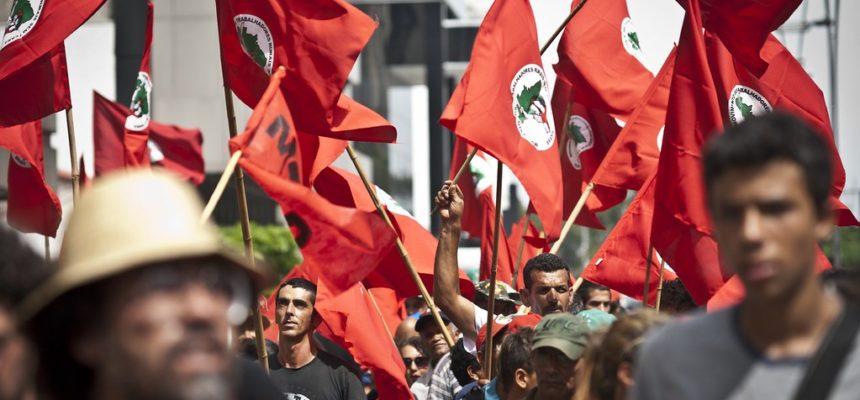 MST manifesta apoio à greve dos trabalhadores da EBC