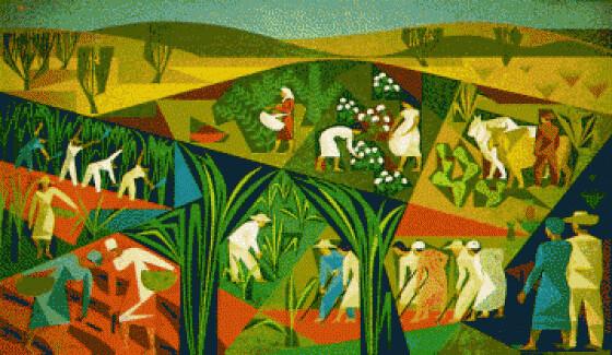 Movimento Agrovida pauta a agroecologia na Federal do Recôncavo