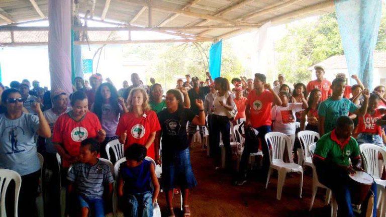 Sem Terra mobilizam no extremo sul da Bahia pela produção de alimentos saudáveis