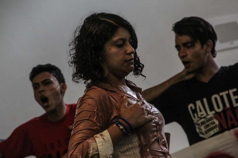 disse juventude em solidariedade à Mariana