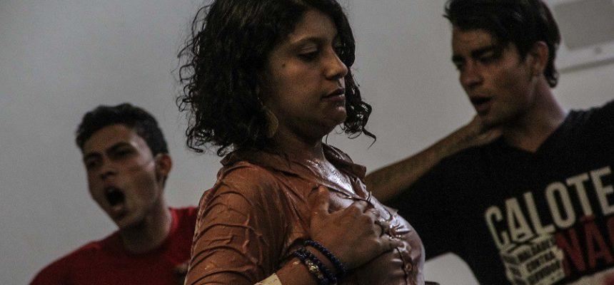 """""""O sangue dos atingidos também é sangue Sem Terra!"""", disse juventude em solidariedade à Mariana"""