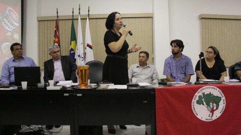 MST realiza audiência pública sobre reforma agrária no Vale do Paraíba