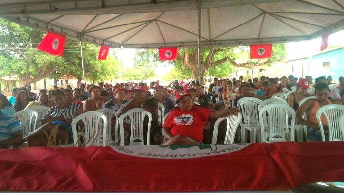 MST Maranhão realiza encontro estadual na região da Balaiada