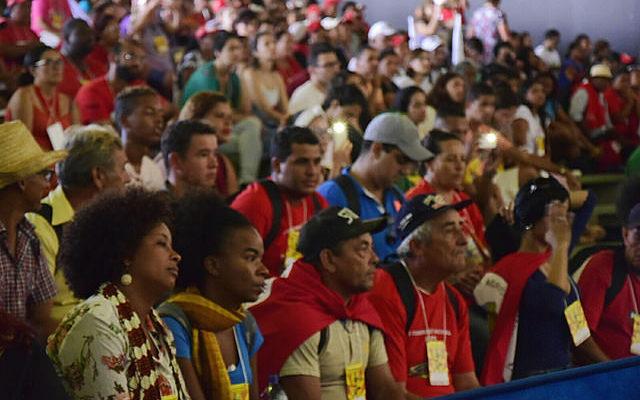 Encontro em Brasília discute os desafios da saúde dos povos