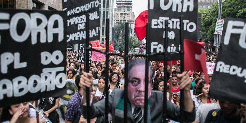 Raimundo Bonfim: acabou a brincadeira, vamos às ruas contra o golpe e o ajuste fiscal