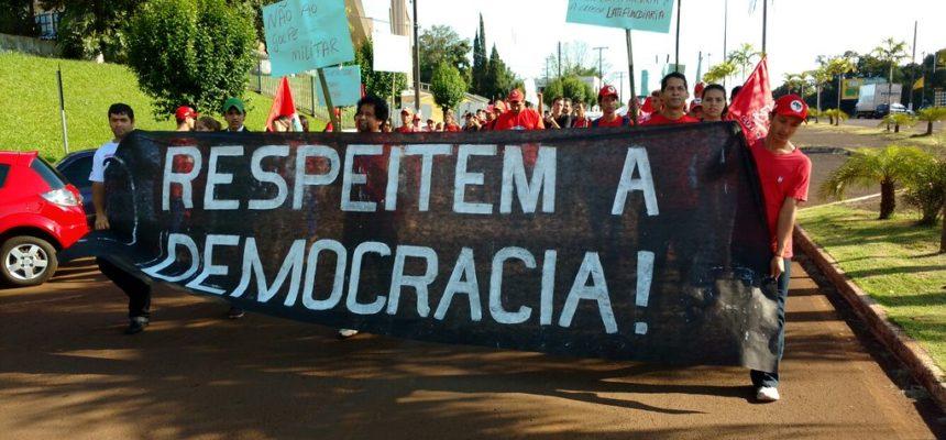 Mobilizações desta quarta já se iniciam em diversas partes do Brasil