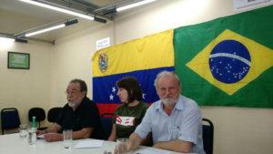 Movimentos populares e intelectuais lançam manifesto de apoio à Venezuela