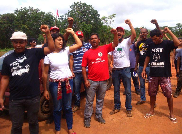 Sem Terra retomam ocupações na cidade de Formosa em Goiás