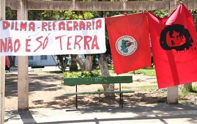 Manifestantes ocupam Incra em João Pessoa em defesa da Assistência Técnica