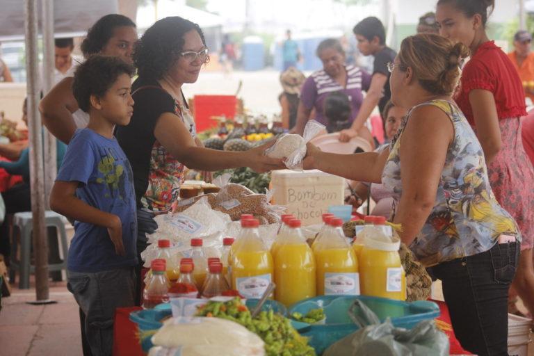 MST Pará realiza sua I Feira Estadual da Reforma Agrária