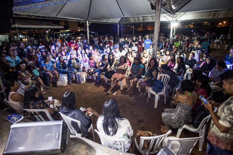 mulheres Guaranis e Kaiowas reafirmam a continuidade da luta pela terra