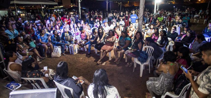 Em assembleia, mulheres Guaranis e Kaiowas reafirmam a continuidade da luta pela terra