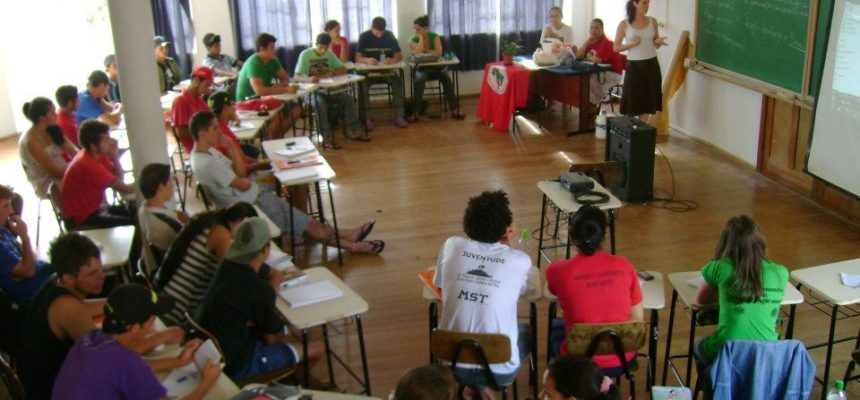No RS, curso de Formação de Dirigentes da Juventude chega à sua 6ª edição