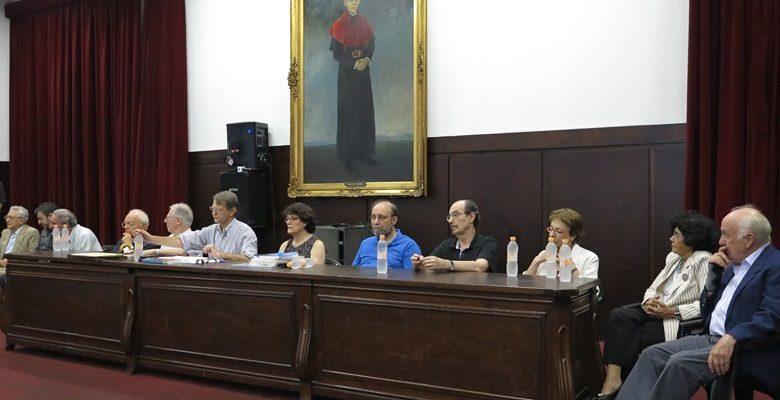 Intelectuais realizam ato na USP contra impeachment de Dilma Rousseff