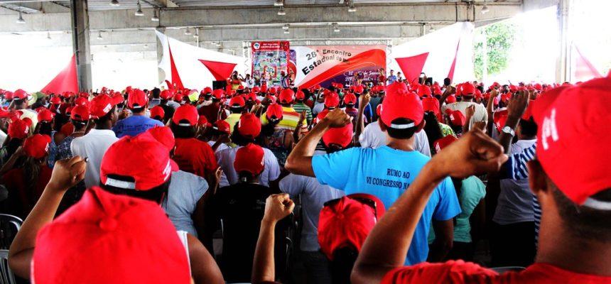 Na Bahia, Sem Terra assumem o compromisso de intensificar as lutas