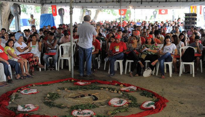 No Ceará, MST realiza encontro estadual e debate os desafios para o próximo período