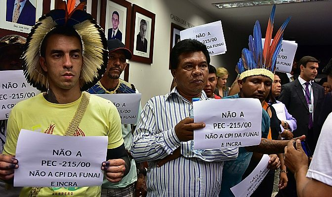 """""""Está em curso um ataque deliberado contra os povos indígenas"""", afirma secretário do CIMI"""