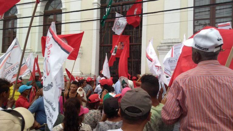 Ocupação do Incra e do Ministério da Fazenda inicia jornada de lutas em Alagoas