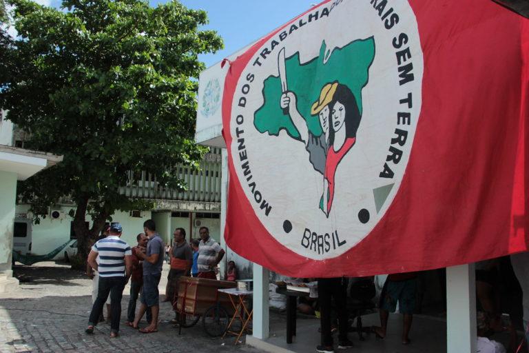 ocupação do INCRA dá início à Jornada Nacional  em Defesa da Reforma Agrária