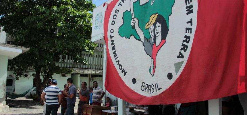 Na PB, ocupação do INCRA dá início à Jornada Nacional  em Defesa da Reforma Agrária