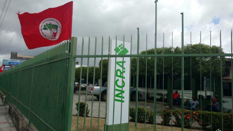 MST se mobiliza em Jornada Nacional