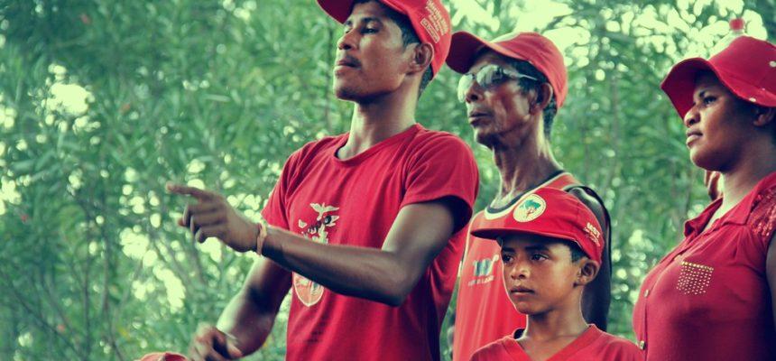 Na Bahia, Juventude Sem Terra realiza sua primeira Assembleia Estadual