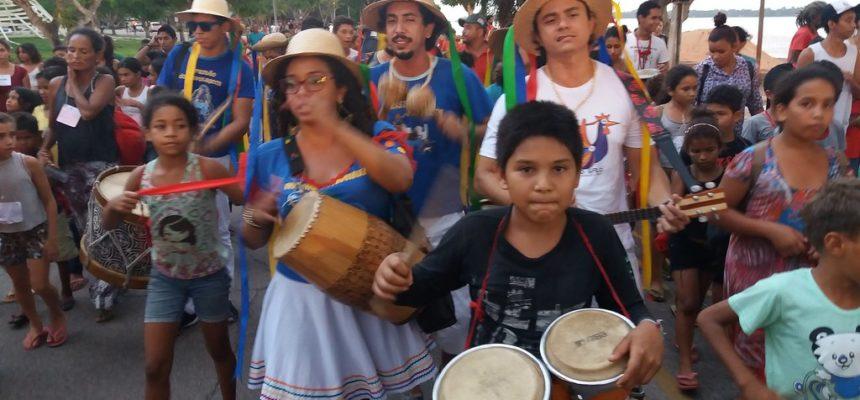 Crianças do MST tomam as ruas de Belém na luta por direitos e em defesa da educação