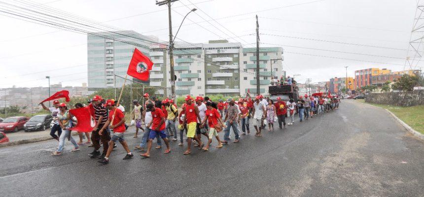 Na Bahia, MST encerra Jornada de Lutas após respostas positivas do Incra e Governo do Estado