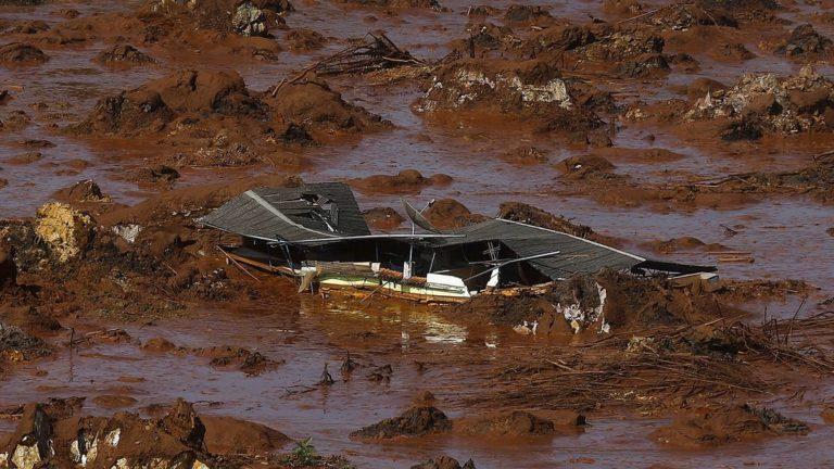 PF indicia Samarco e Vale por tragédia em Mariana