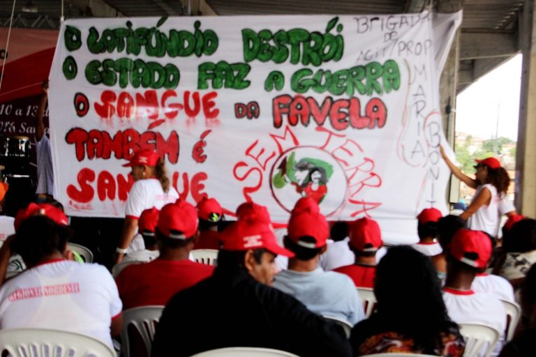 Juventude baiana constrói frente popular de lutas