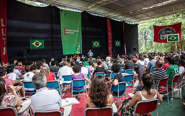 Frente Brasil Popular fará 'Congresso do Povo Brasileiro' em 2018