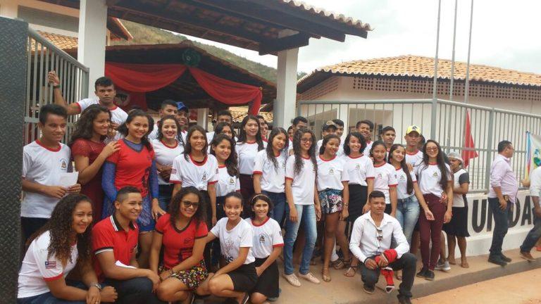 1ª Escola Estadual do Campo é inaugurada no Maranhão