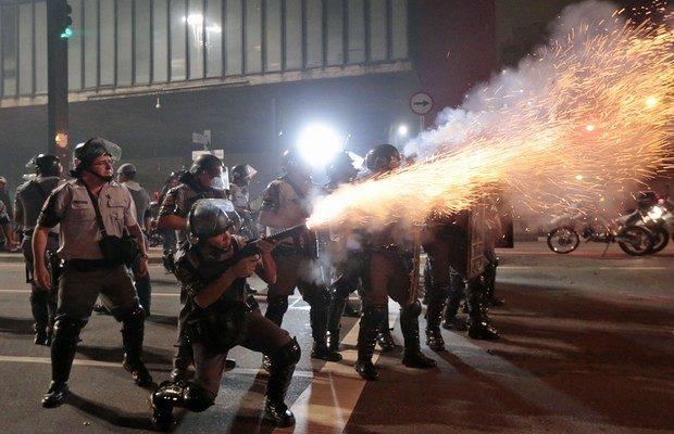 Em nota, MST repudia ação violenta da polícia de São Paulo