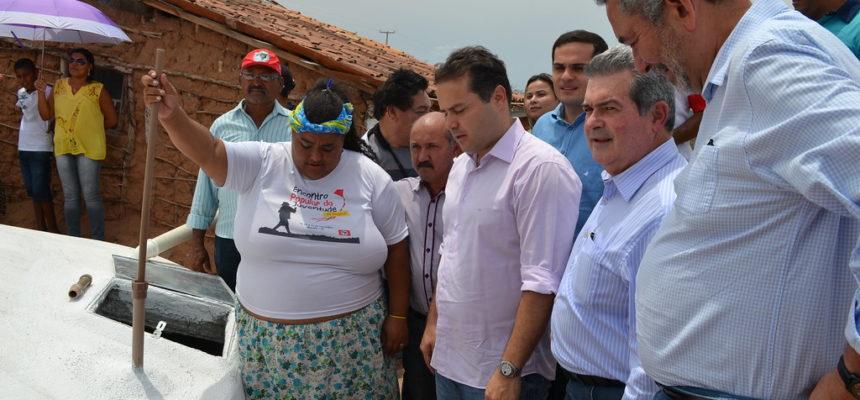 Sem Terra conquistam cisternas para assentamentos em Alagoas