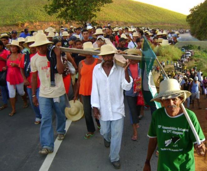Romaria da Terra no RS celebra os 260 anos do martírio de Sepé Tiaraju