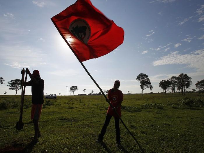 Sem Terra sofrem ameaça de despejo no Tocantins
