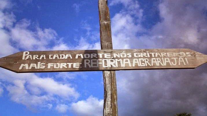 O campo em Rondônia, um barril de pólvora