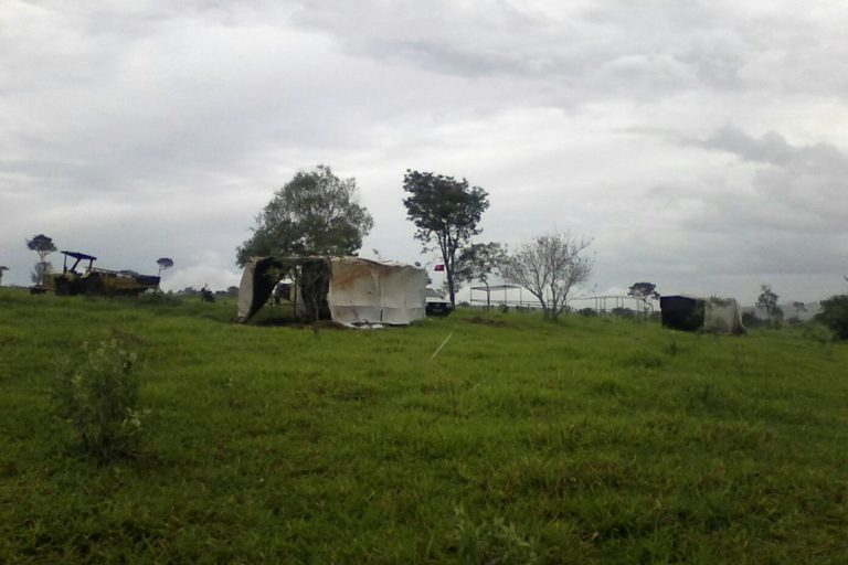 Sem Terra ocupam fazenda no Pontal do Paranapanema