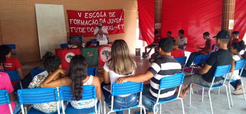 No Ceará, MST realiza escola de Formação para juventude
