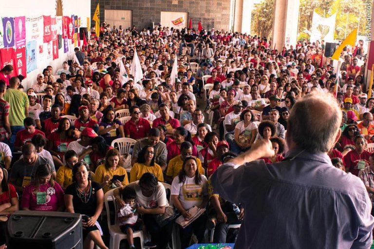 Frente Brasil Popular realiza debates em Alagoas