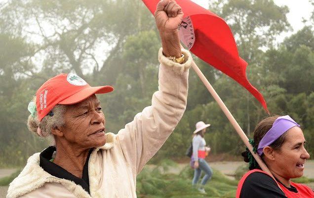 Camponesas iniciam Jornada Nacional de Lutas no no RN