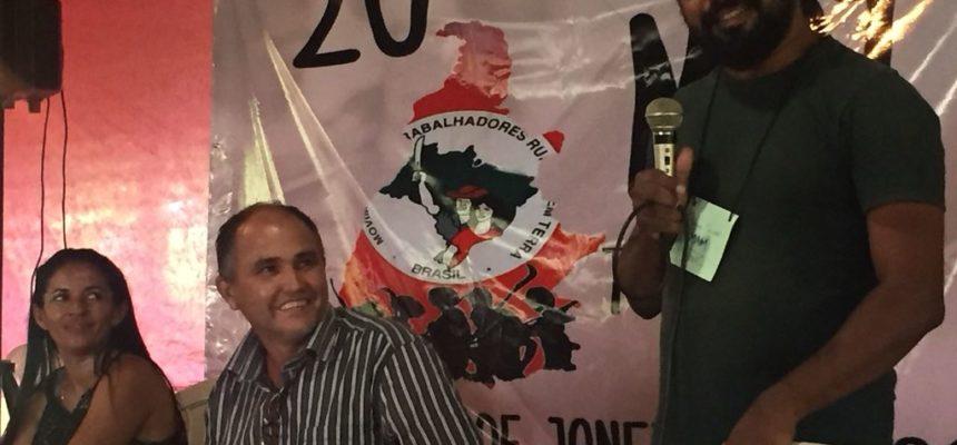 Em Tocantins, MST comemora 20 anos de luta e resistência