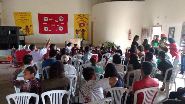 MST realiza Encontro Estadual no Espírito Santo