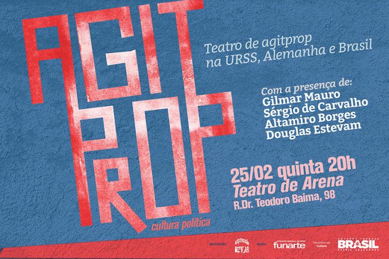 Douglas Estevam fala sobre o lançamento do livro 'Agitprop: cultura política'
